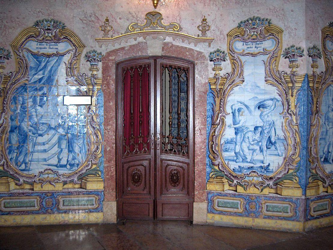 Azulejo espanol for Azulejos on line