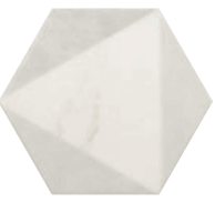 Carrara Hexagon Peak 17,5x20
