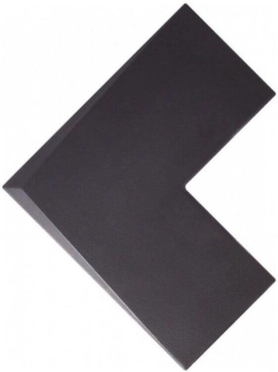Плитка Керамогранит WOW BOHO ELLE BLACK MATT 20x20 - 1