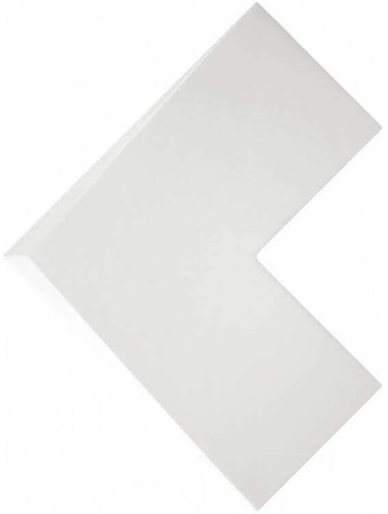 Плитка Керамогранит WOW BOHO ELLE WHITE MATT 20x20 - 1